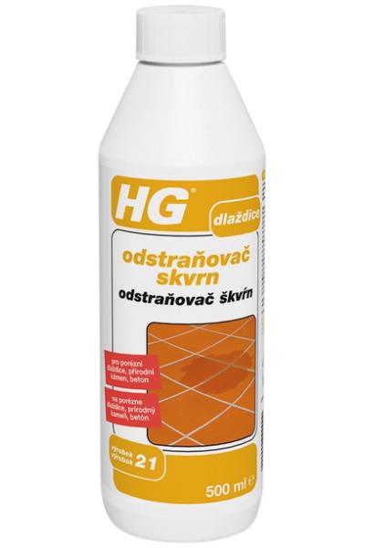 HG odstraňovač skvrn 500 ml