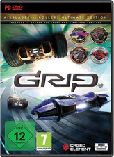 GRIP: Combat Racing - Rollers vs Airblades - Ultimate Edition (PC)