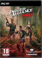 Jagged Alliance: Rage (PC)