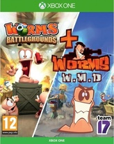 Worms Battlegrounds + Worms WMD - Double Pack (XOne)