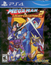 Mega Man Legacy Collection 2 (PS4)