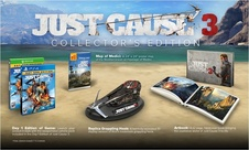 Just Cause 3 - Collectors Edition (XOne)