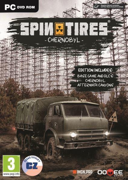 Spintires: Chernobyl (PC)