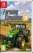 Farming Simulator 20 (Switch)