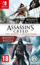 Assassins Creed: The Rebel Collection (Switch)