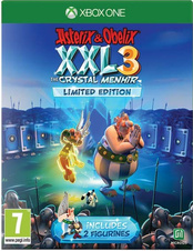Asterix & Obelix XXL 3: The Crystal Menhir Limited Edition (XOne)