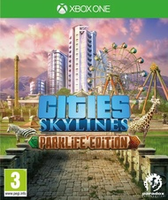 Cities Skylines Parklife Edition (XOne)