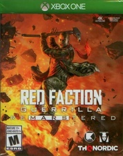 Red Faction Guerrilla Re-Mars-Teredo (XOne)