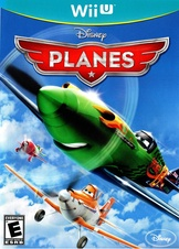 Disney Planes: The Videogame  (WiiU)