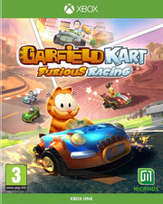 Garfield Kart: Furious Racing (XOne)