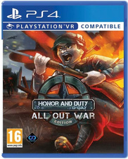 Honor and Duty: D-Day All Out War Edition VR (PS4)