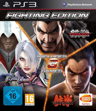 Fighting Edition - Tekken 6/Tekken Tag Tournament 2/SoulCalibur V (PS3)