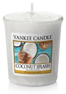 Yankee Candle Votivní svíčka Coconut Splash 49 g