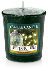 Yankee Candle Votivní svíčka The Perfect Tree