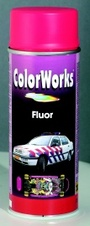 ColorWorks - Fluorescentní sprej 400ml