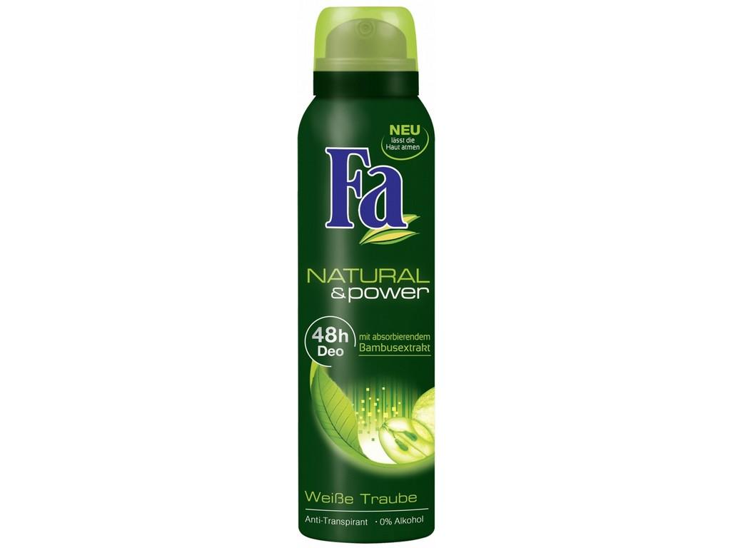 Fa Antiperspirant Natural & Power 150 ml