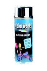 ColorWorks - Chrom efekt sprej 400ml