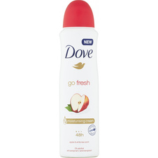 Dove Antiperspirant Go fresh 150 ml