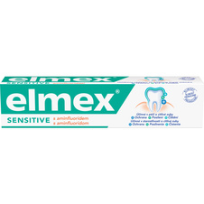 Elmex Sensitive s aminfluoridem zubní pasta 75 ml