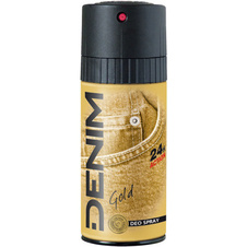 Denim Deodorant Gold