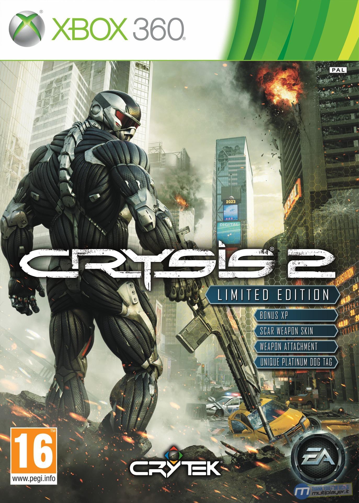 EA Crysis 2 (X360)