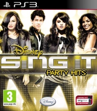 Disney Sing It: Party Hits (PS3)