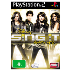 Disney Sing It: Party Hits (PS2)