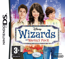 Wizards Of Waverly Place (NDS)