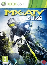 MX vs. ATV Alive (X360)