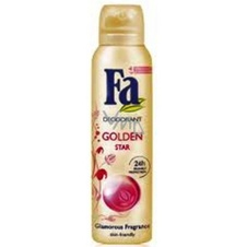 Fa Antiperspirant Golden Star 150 ml