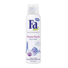 Fa Antiperspirant Active Pearls 150 ml