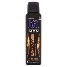 Fa Men Deo a Body spray Dark Passion 150 ml