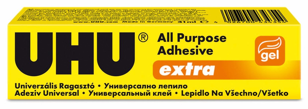 UHU All Purpose Extra Gel 31 g