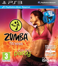 Zumba Fitness (PS3 - Move)