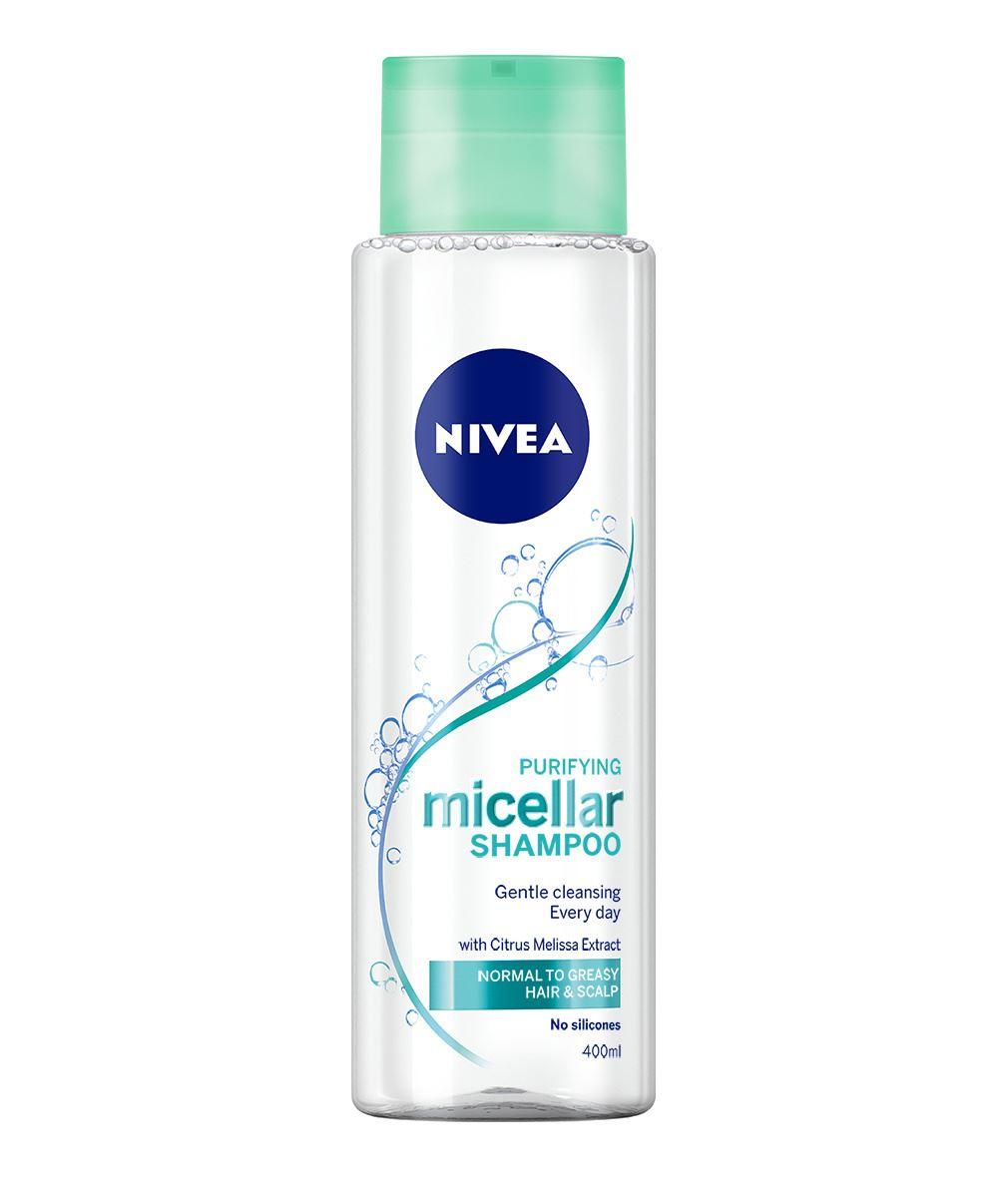 Nivea Shampoo Fortifying Micellar 400 ml