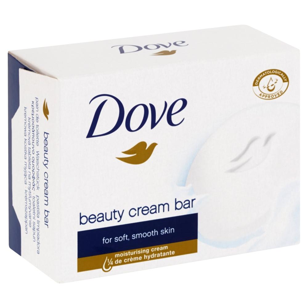 Dove Toaletní mýdlo Beauty Cream Bar 100 g