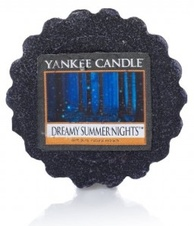 Yankee Candle Vosk do aromalampy Dreamy Summer Nights 22 g