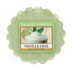 Yankee Candle Vosk do aromalampy Vanilla Lime 22 g