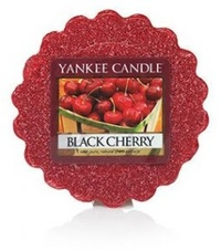 Yankee Candle Vosk do aromalampy Black Cherry 22 g