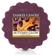 Yankee Candle Vosk do aromalampy Autumn Glow 22 g
