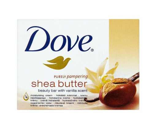 Dove Mýdlo Shea butter 100 g