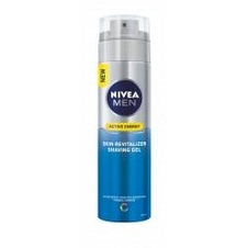 Nivea Men Gel na holení Active Energy 200 ml