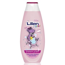 Lilien girls Šampon a pěna do koupele