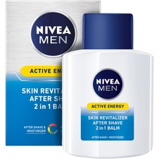 Nivea Men 2v1 Balzám po holení Active Energy 100 ml