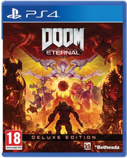 DOOM Eternal Deluxe Edition (PS4)
