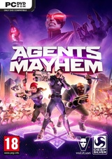 Agents of Mayhem (PC)