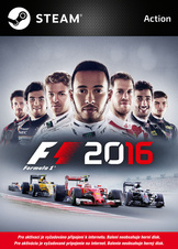 F1 2016 (PC Steam)