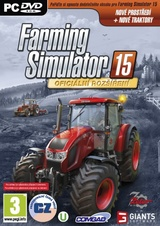 Farming Simulator 2015: ZETOR Datadisk (PC)