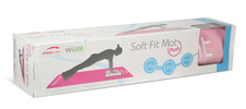 Soft Fit Mat Plush for WiiFit, pink (SL-3424-SPI)