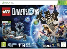 LEGO Dimensions Starter Pack (X360)
